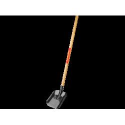 Лопата совковая GRINDA, деревянный черенок / 421825
